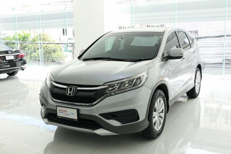 2016 Honda CR V