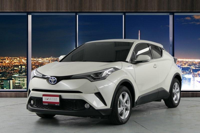2019 Toyota CH R