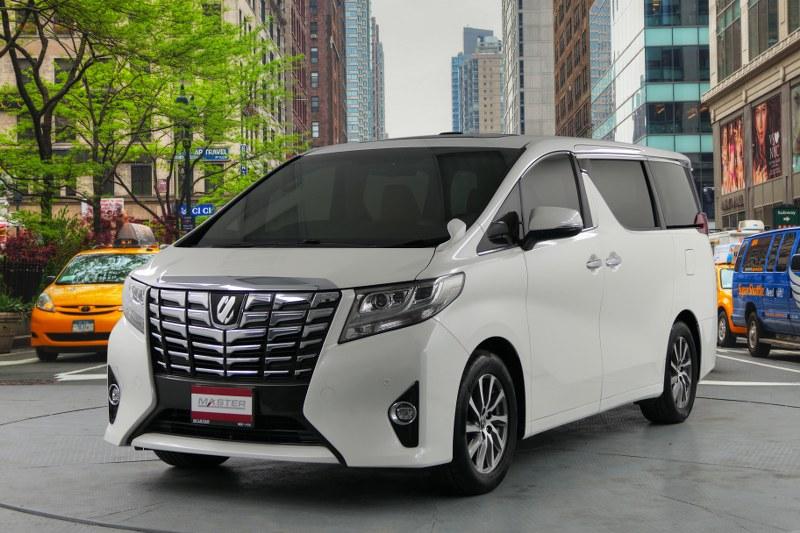 2016 Toyota Alphard