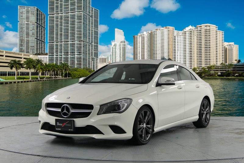 2014 Mercedes Benz CLA
