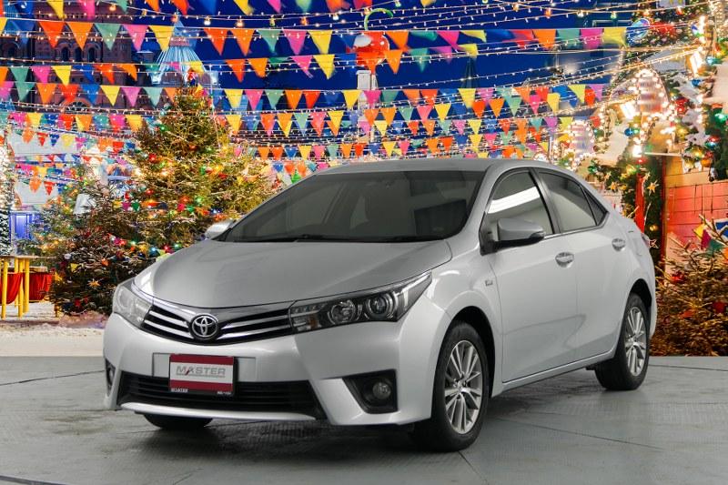2014 Toyota ALTIS