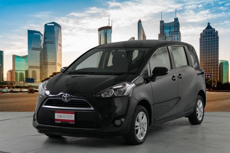2015 Toyota Sienta