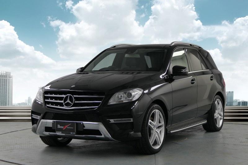 2000 Mercedes Benz ML