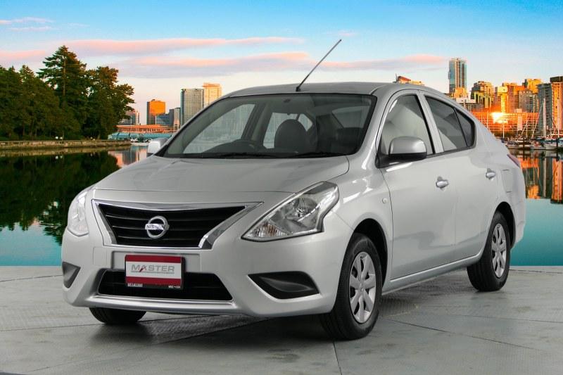 2017 Nissan Almera