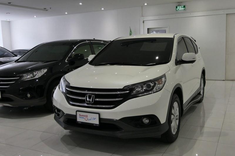 2014 Honda CR V