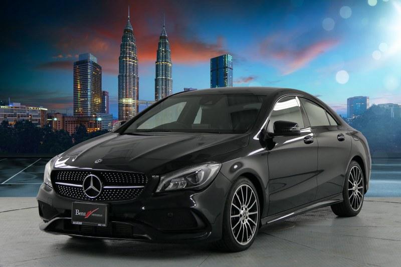 2019 Mercedes Benz CLA