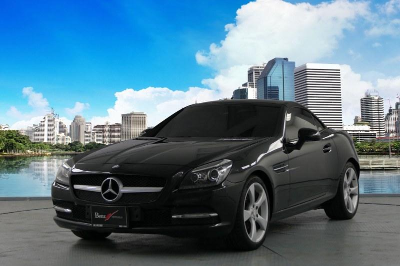 2011 Mercedes Benz SLK