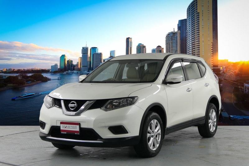 2018 Nissan X TRAIL