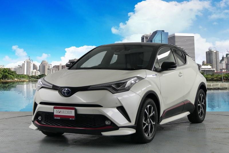 2020 Toyota CH R