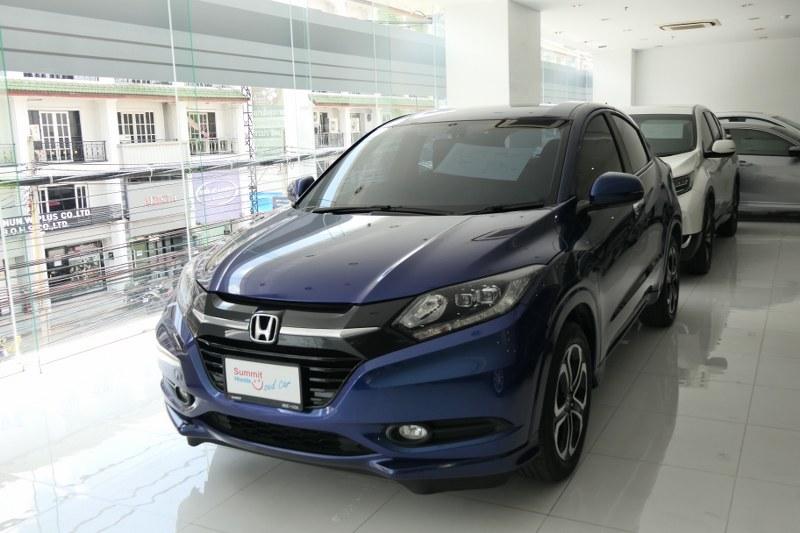 2017 Honda HR V