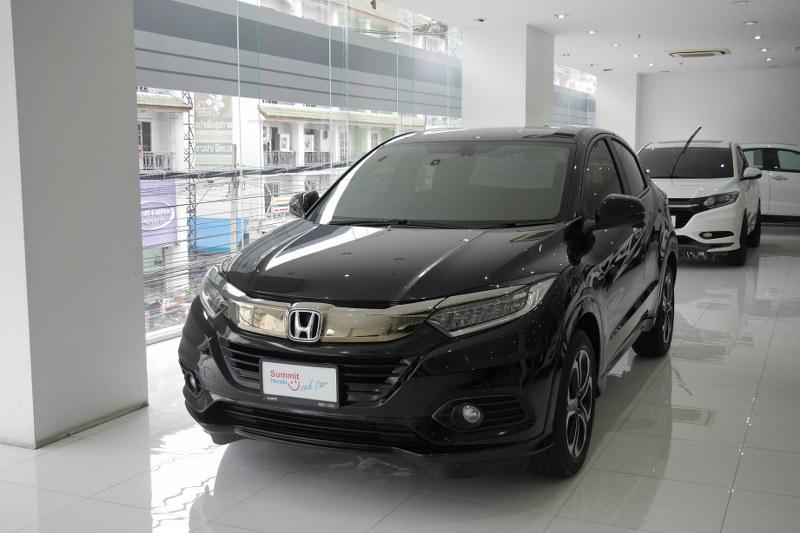 2018 Honda HR V