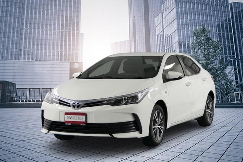 2018 Toyota ALTIS