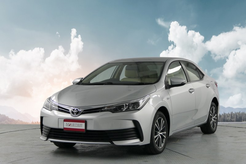 2000 Toyota ALTIS