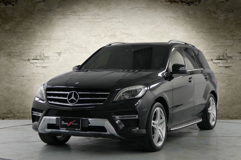 2013 Mercedes Benz ML