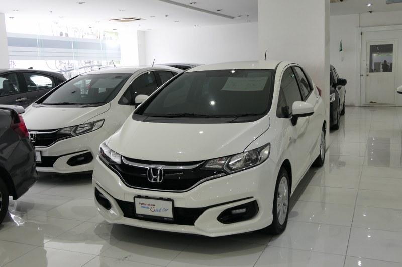 2019 Honda Jazz