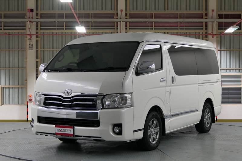 2017 Toyota Ventury