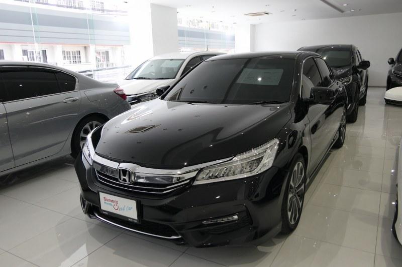 2017 Honda Accord