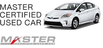 โตโยต้ามือสอง master certified used car